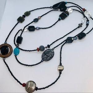 NWT Silpada Long Boho Necklace.